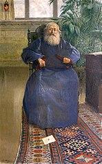 Portrait of Mkrtich Khrimian