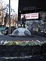 Місце бойових дій та масової загибелі громадян в районі вул. Грушевського у м. Києві під час акцій протесту у лютому 2014 року 04.jpg