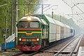М62-1634, Россия, Санкт-Петербург, перегон Удельная - Шувалово (Trainpix 75550).jpg