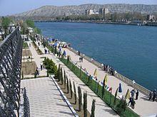 азербайджан мингечаур фото