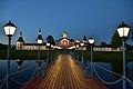 Ночной причал Валдайского мужского монастыря.jpg