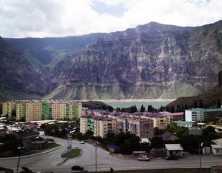 Shamilkala Urban-type settlement in Dagestan, Russia