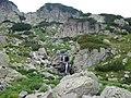 Потока,оттичащ се от Самодивските ез. - panoramio.jpg