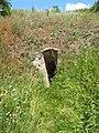"""Підземний монастир """"Гетсиманський сад"""" - штольневий вхід.JPG"""