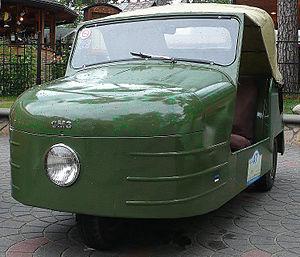 SMZ cycle-car - Image: С 1А