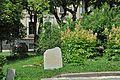 Тернопіль - Сквер по вулиці В. Чорновола - Дерево і пам'ятний знак у честь Віктора Стефановича - 16060916.jpg