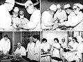 Тим Богдана Косановића у Градској болници у Београду 1949.jpg