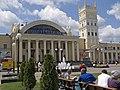Украина, Харьков - Железнодорожный вокзал 04.jpg