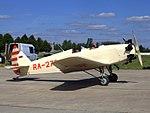 Яковлев УТ-2 (RA-2724G).jpg