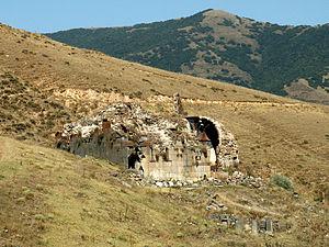 Neghuts Monastery - Image: Նեղուցի վանք գ Արզաքան (9)