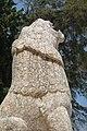 האריה השואג - אנדרטה - בית הקברות תל חי - נפת צפת והגולן (10).JPG