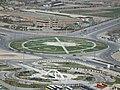 میدان نزدیک به ترمینال مسافربری اراک - panoramio.jpg