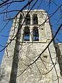 →Feigneux (60), église Notre-Dame de Morcourt, clocher, vue depuis le sud.jpg