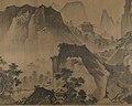 明 佚名 (舊傳)夏珪 《長江萬里圖》 (前半卷)-River Landscape After Xia Gui MET DP165823.jpg