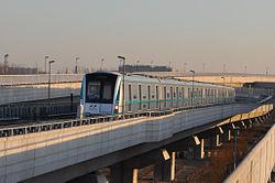 朱辛庄站北京地铁8号线列车1.jpg