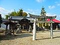 杵築神社 香芝市良福寺 2011.12.12 - panoramio.jpg