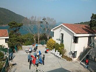 Chek Keng - Bradbury Hall youth hostel