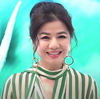 Cherie Chung Chinese actress from Hong Kong