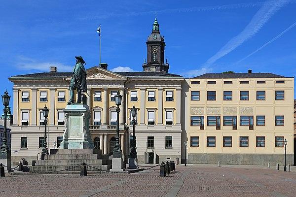 Lars Ekberg - Gteborgs Stad