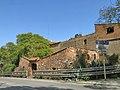 014 Can Cordelles, c. Sant Joan 22-26 - c. Cadí (Cerdanyola del Vallès), mur del c. Can Pallarès.jpg
