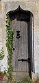 019 Stoke Rochford Ss Andrew & Mary, exterior - vestry west door.jpg