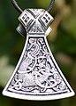 02018 0058 Viking axe from Mammen, amulet.jpg
