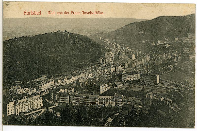File:05138-Karlsbad-1904-Blick von der Franz Josefs Höhe auf Karlsbad-Brück & Sohn Kunstverlag.jpg