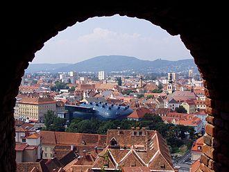 Styria - Graz, capital city of Styria