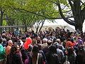 1. Mai 2013 in Hannover. Gute Arbeit. Sichere Rente. Soziales Europa. Umzug vom Freizeitheim Linden zum Klagesmarkt. Menschen und Aktivitäten (230).jpg