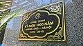 1000 years of Hanoi plaque in the Hoan Kiem district 2017.jpg