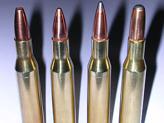 .270 Winchester - Image: 100G115G130G150G