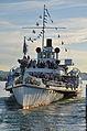 100 Jahre Dampfschiff Stadt Rapperwil - Hafenfest Rapperswil - 'Rosenempfang' 2014-05-23 19-44-24.JPG
