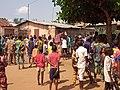 10 Janvier à Ouidah, Curieux et égoun goun 02.jpg