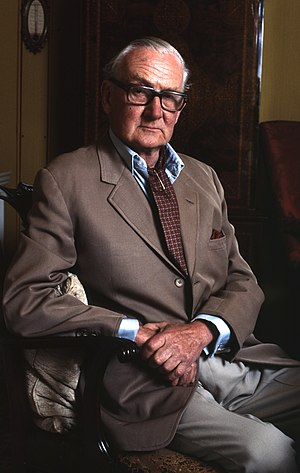 Hugh Percy, 10th Duke of Northumberland - The 10th Duke of Northumberland, photographed by Allan Warren.