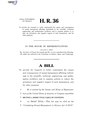 116th United States Congress H. R. 0000036 (1st session) - Combating Sexual Harassment in Science Act of 2019.pdf