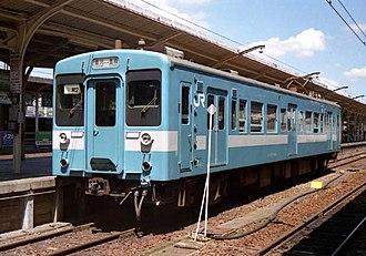 119 series - Image: 119 100 series M2