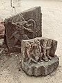 11th century Panchalingeshwara temples group, Kalyani Chalukya, Sedam Karnataka India - 87.jpg