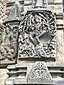 12th-century Belur Vaishnavism Hindu temples complex, Nataraja Shiva.jpg