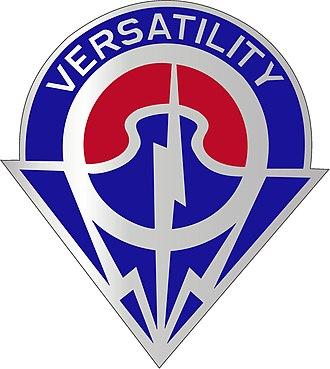 110th Aviation Brigade (United States) - Image: 14 Avn Rgt DUI