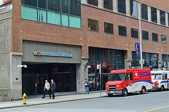 Internet in Canada - Toronto Internet Exchange, Canada's largest Internet Exchange Point.