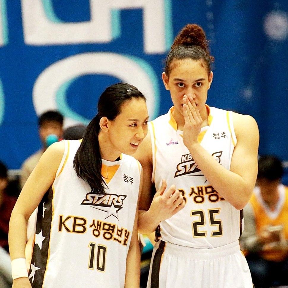 160220 여자농구 KDB생명 vs KB스타즈 직찍 (12)
