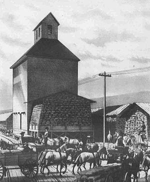 St. John, Washington - St. John, 1890