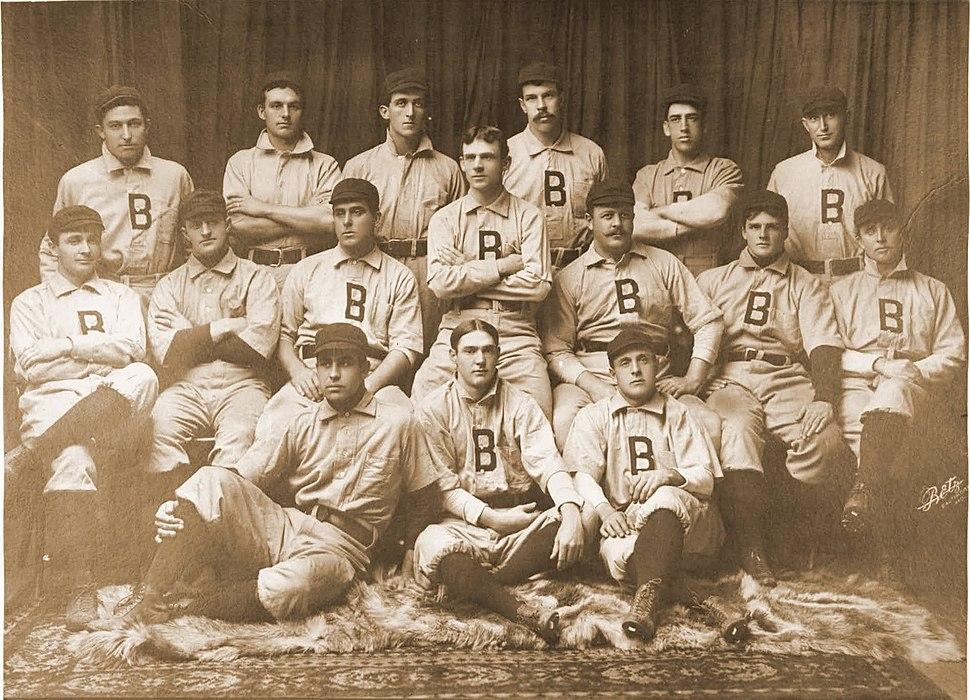 1899 Baltimore Orioles