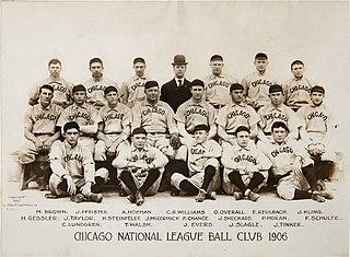 1906 Chicago Cubs season