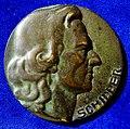 1909 Medal by Karl Dautert, obverse.jpg