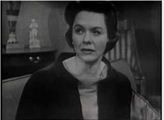 Helen Wagner - Wagner as Nancy Hughes McClosky (1956)