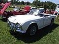 1962 Triumph TR4 (5965638968).jpg