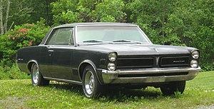 Pontiac Tempest - 1965 Pontiac Tempest LeMans Hardtop Coupe