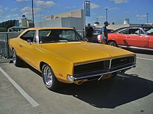 Dodge Charger (B-) - Wikipedia