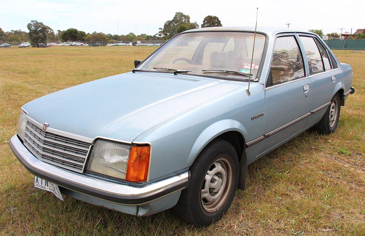 Holden Commodore Vb Wikipedia